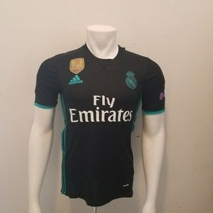 Other - REAL MADRID BLACK AWAY 2017/2018 PLAYER VERSION